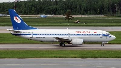 EW-282PA - Boeing 737-3Q8 - Belavia Belarusian Airlines