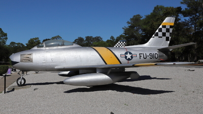 51-2831 - North American F-86A Sabre - United States - US Air Force (USAF)