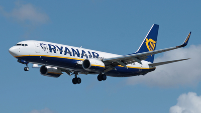 EI-FZO - Boeing 737-8AS - Ryanair