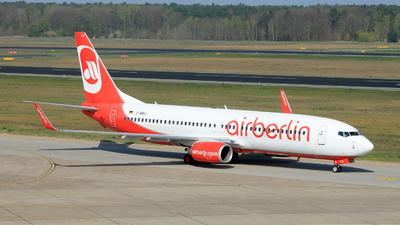 D-ABKJ - Boeing 737-86J - Air Berlin