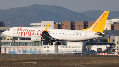 TC-CRA - Boeing 737-8H6 - Pegasus Airlines