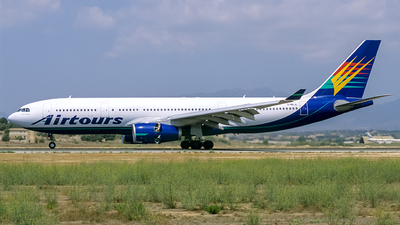 G-MLJL - Airbus A330-243 - Airtours International Airways