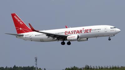 HL8264 - Boeing 737-86J - Eastar Jet