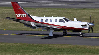A picture of N75BS - Socata TBM900 - [1067] - © Ian Howat