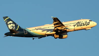 A picture of N632VA - Airbus A320214 - Alaska Airlines - © Huy Do