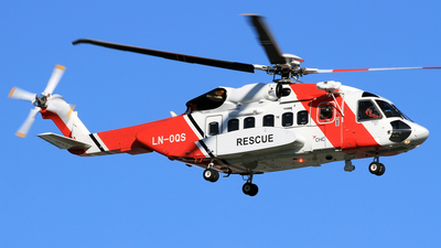 A picture of LNOQS - Sikorsky S92A - CHC Helikopter Service - © Eddie Heisterkamp