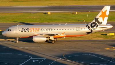 VH-VGR - Airbus A320-232 - Jetstar Airways