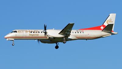 HB-IZJ - Saab 2000 - Etihad Regional (Darwin Airline)