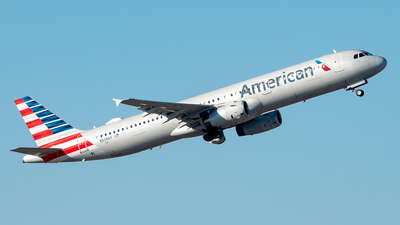 N508AY - Airbus A321-231 - American Airlines