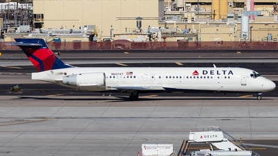 N607AT - Boeing 717-231 - Delta Air Lines