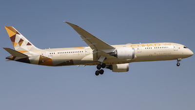 A picture of A6BLG - Boeing 7879 Dreamliner - Etihad Airways - © china_sanmanceo