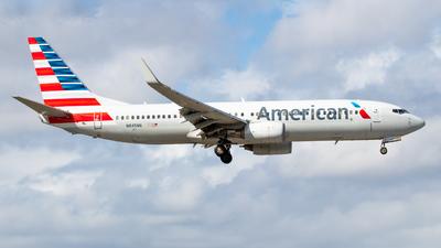 N845NN - Boeing 737-823 - American Airlines