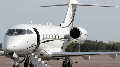 C-GSJK - Bombardier BD-100-1A10 Challenger 300 - Private