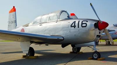 71-0416 - Beechcraft T-34A Mentor - Japan - Air Self Defence Force (JASDF)