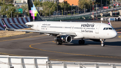 A picture of XAVLO - Airbus A320233 - Volaris - © Juan Carlos Alvarez (MAS Aviation Press)