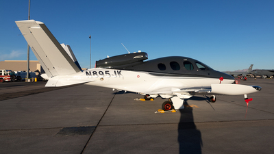 N895JK - Cirrus Vision SF50 - Private