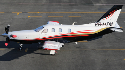 PR-HTM - Socata TBM-850 - Private