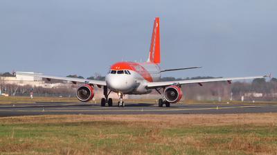 OE-LKJ - Airbus A319-111 - easyJet