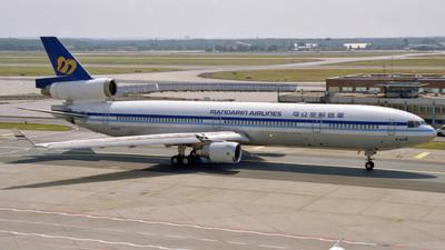 B-18172 - McDonnell Douglas MD-11 - Mandarin Airlines