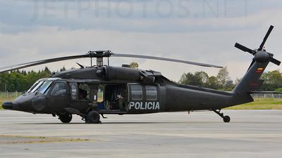 PNC-0604 - Sikorsky UH-60L Blackhawk - Colombia - Police