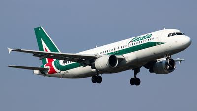 EI-EIA - Airbus A320-216 - Alitalia