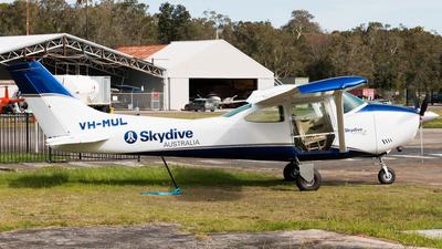 A picture of VHMUL - Cessna 182P Skylane - [18264503] - © luke.priestley
