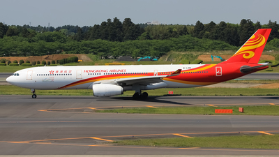 B-LNN - Airbus A330-343 - Hong Kong Airlines