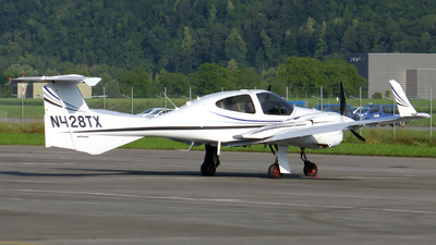 N428TX - Diamond DA-42 Twin Star - Private