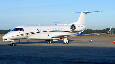 M-CPRS - Embraer ERJ-135BJ Legacy 650 - Private