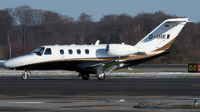 D-IHKW - Cessna 525 CitationJet 1 Plus - E Aviation
