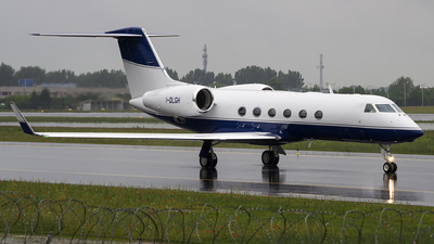 I-DLGH - Gulfstream G450 - Private