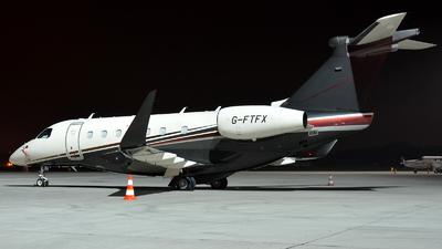 G-FTFX - Embraer EMB-550 Praetor 600 - Flexjet