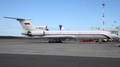 A picture of RA85155 - Tupolev Tu154M -  - © SeniorNN