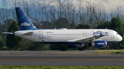 N663JB - Airbus A320-232 - jetBlue Airways