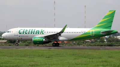 PK-GQO - Airbus A320-214 - Citilink