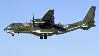 7T-WGE - CASA C-295M - Algeria - Air Force