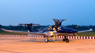 N259SS - Diamond Aircraft DA-62 - Private