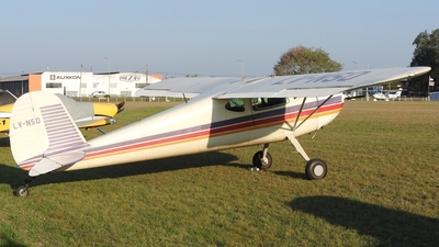LV-NSO - Cessna 140 - Private