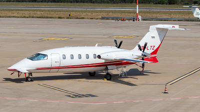 HB-LTZ - Piaggio P-180 Avanti - Private
