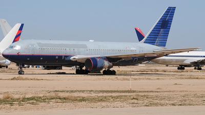 N615UA - Boeing 767-222 - United Airlines