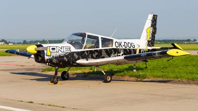 OK-DOG - Zlin 43 - Aero Club - Kyjov