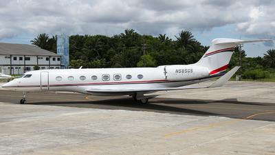 N585GS - Gulfstream G650ER - Private
