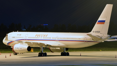 RA-64504 - Tupolev Tu-214 - Rossiya - Special Flight Squadron