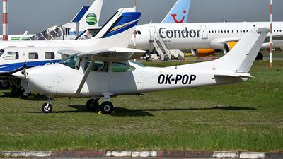 OK-POP - Reims-Cessna F182Q Skylane II - Private