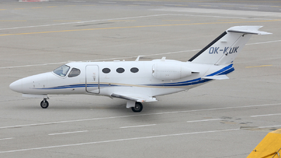 OK-KUK - Cessna 510 Citation Mustang - Aeropartner