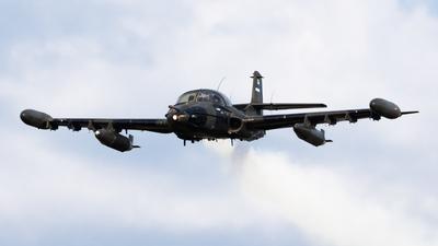 444 - Cessna A-37B Dragonfly - El Salvador - Air Force