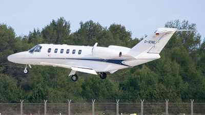 D-IENE - Cessna 525A CitationJet 2 Plus - ProAir Aviation