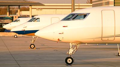 OE-LTF - Gulfstream G650 - Private