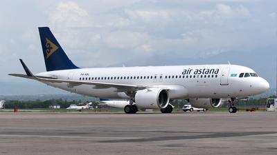 P4-KBL - Airbus A320-271N - Air Astana
