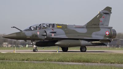 671 - Dassault Mirage 2000D - France - Air Force